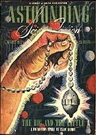 Cover art of August         1944 ASTOUNDING SCIENCE-FICTION, at a simulated 25 ppi